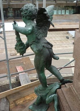 Mendebrunnen, Leipzig