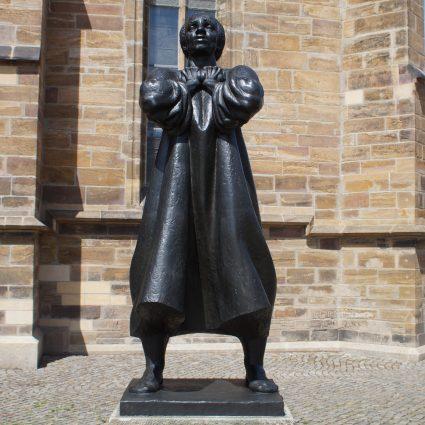 Thomas Müntzer Denkmal, Zwickau