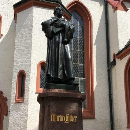 Martin Luther Denkmal, Döbeln