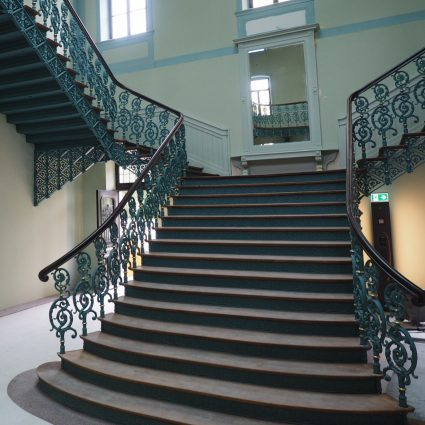Treppe Luitpoldbad, Bad Kissingen