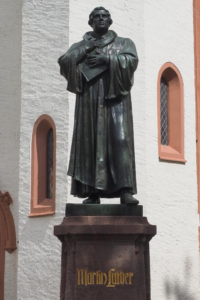 Martin Luther Denkmal, Döbeln: Endzustand nach der Restaurierung