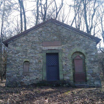 Gusseiserne Tür, Römerkastell Saalburg