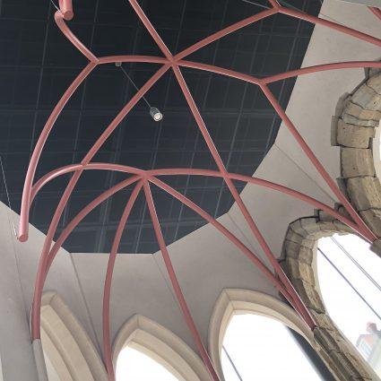 Gewölbeabstraktion, Busmannkapelle Dresden