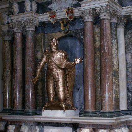 Kurfürst Johann Georg I., Dom Freiberg